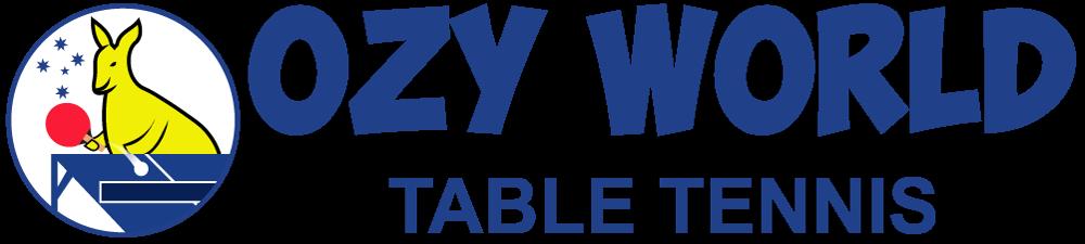 Ozy World Table Tennis